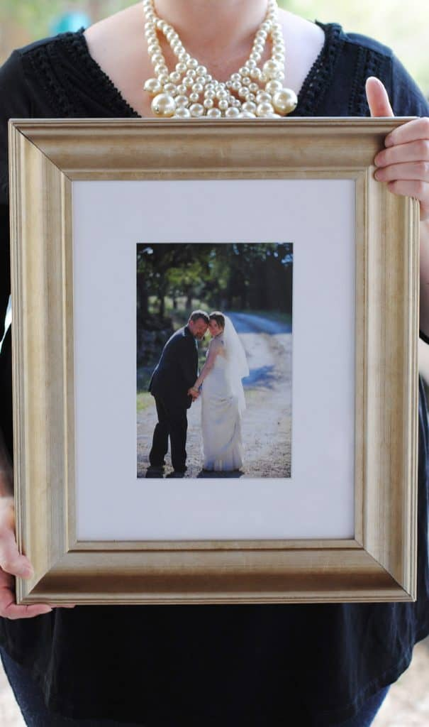 @Framebridge - the Perfect Place to Frame ALL Things Wedding #AD #Framebridge