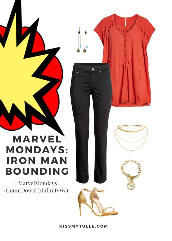 Texas Mom Blogger, Kiss My Tulle, is sharing this subtle nod to the man and the movie that started it all - Iron Man! #MarvelMondays #IronManBounding #MarvelBounding #MarvelMovies #IronMan #CountDownToInfinityWar