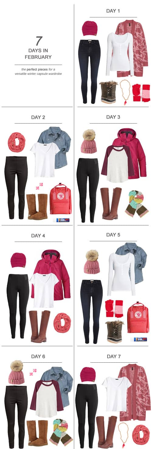 7 Days in February : The Perfect Pieces for a Versatile Winter Capsule Wardrobe #ootd #February #holidays #capsulewardrobe #sahm #ad And be sure to always pack a tube of #Herpecin L to help your lips stay hydrated. Hydrated lips are less likely to chap, crack, or get those dreaded winter cold sores. This formula also contains SPF and protects against painful cracks while promoting healing without numbing or drying. #PowerPrimper #BeautyJewel