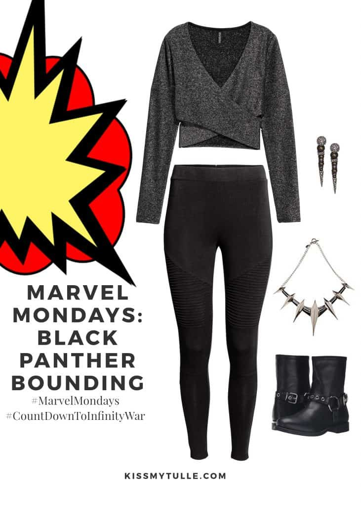Texas Mom Blogger, Kiss My Tulle, is sharing one of the most anticipated movie of this decade, I bring you - Black Panther bounding! #MarvelMondays #BlackPantherBounding #MarvelBounding #MarvelMovies #BlackPanther #CountDownToInfinityWar