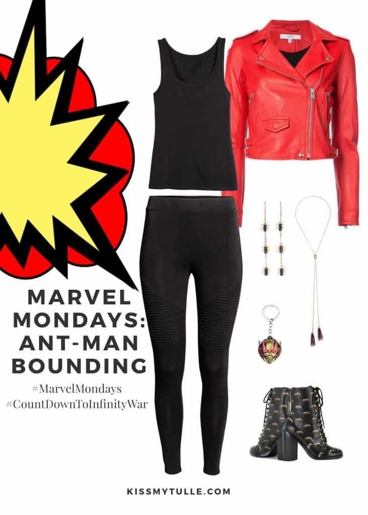 Marvel Mondays: Ant-Man Bounding #MarvelBounding #MarvelMovies #AntManandWasp #AntMan #CountDownToInfinityWar #MarvelMondays